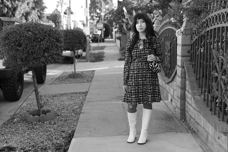 Veronica in Los Angeles