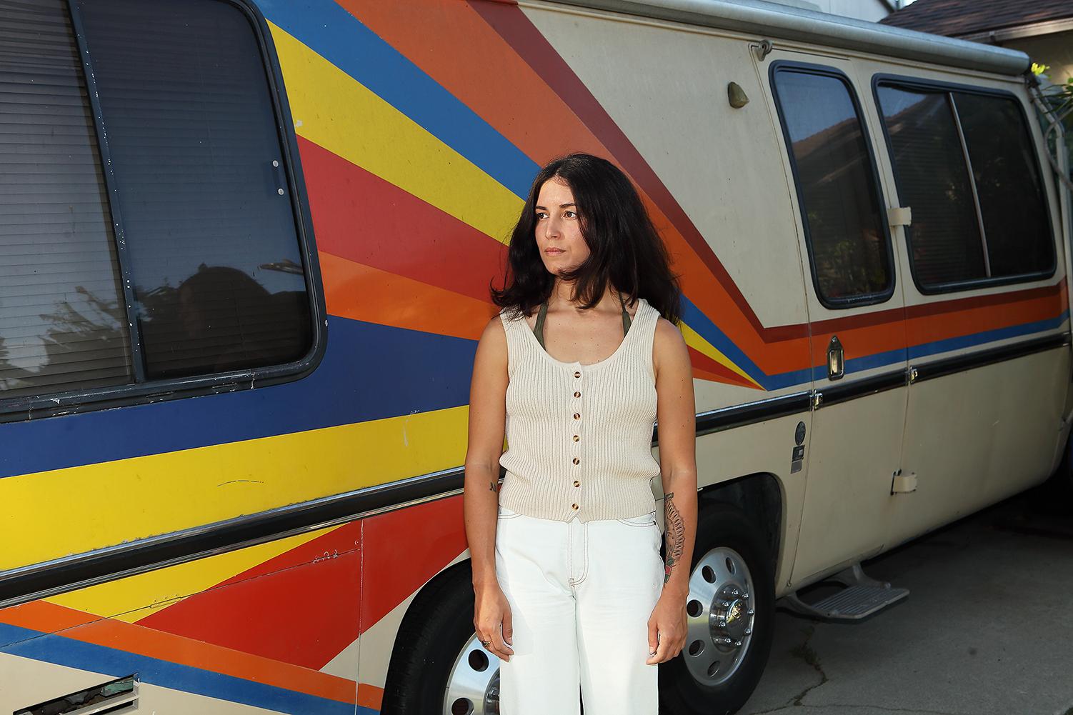 serie Valentina photos mona awad