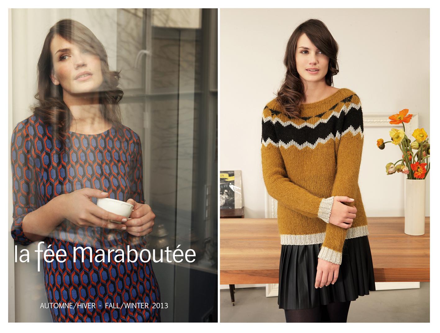 La fée Maraboutée - Collection automne hiver - 2014 - photos mona awad