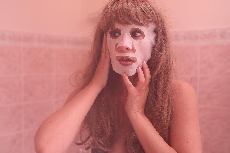 Autoportrait confinement lockdown esthétique et dramatique photo mona awad
