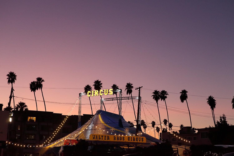 Circus Los Angeles. Mona Awad
