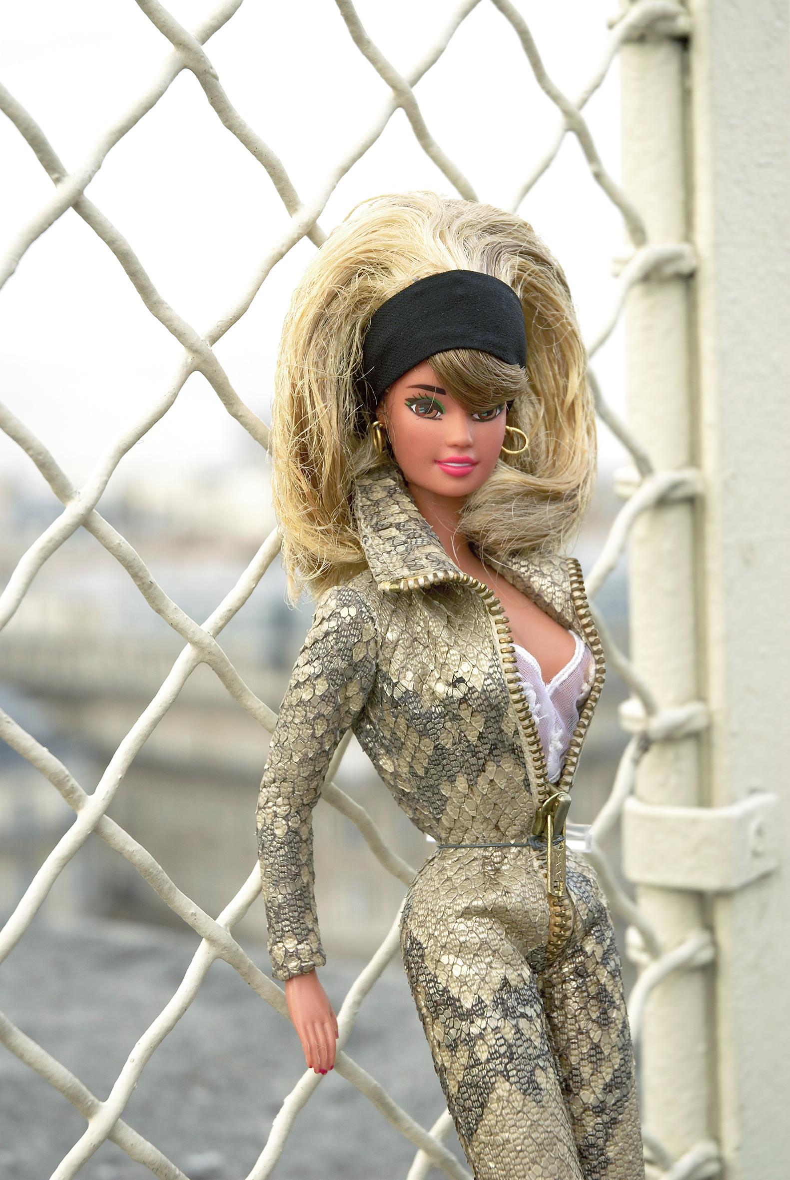 Barbie by Junko Shimada photos Mona Awad