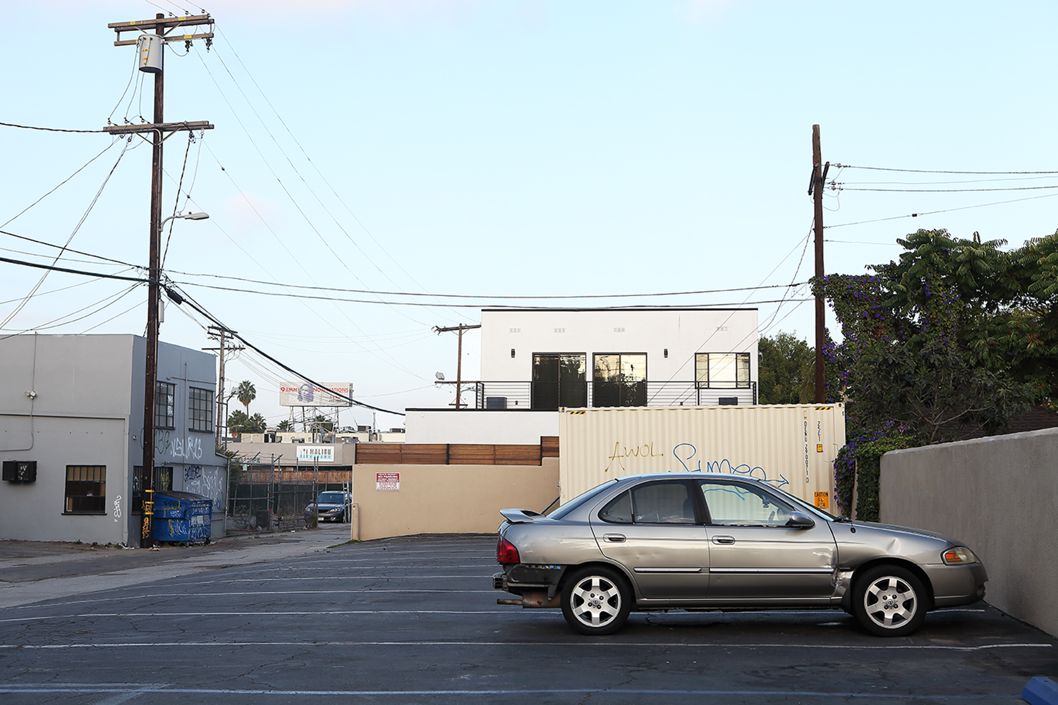 Melrose ave from the serie misplace photos mona awad