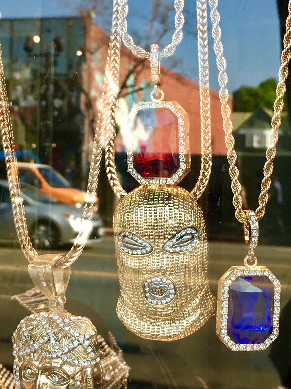 hood westler mexican necklace photo mona awad